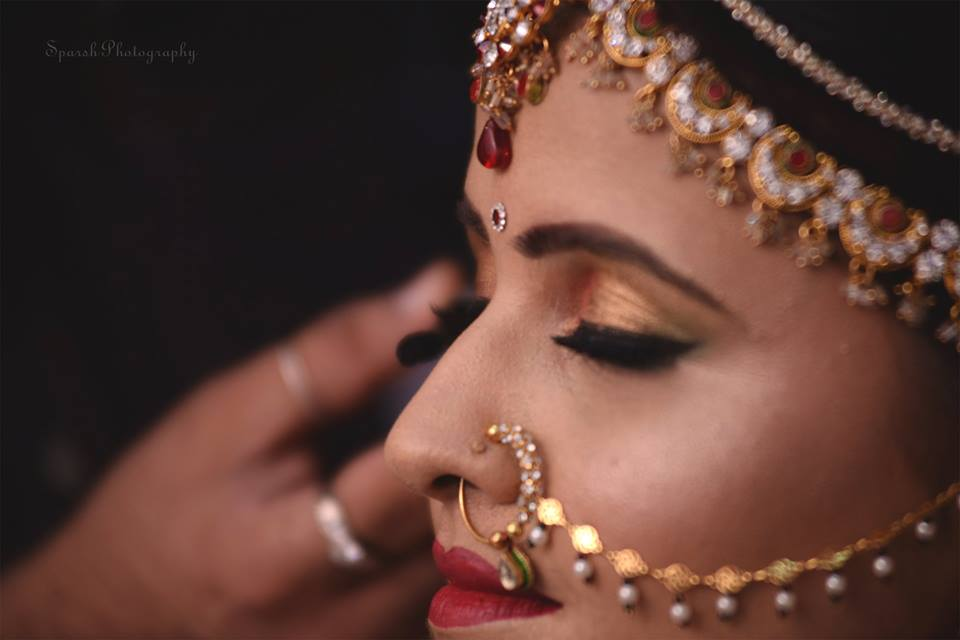 Her rouge by Sparsh Photography  Wedding-photography | Weddings Photos & Ideas