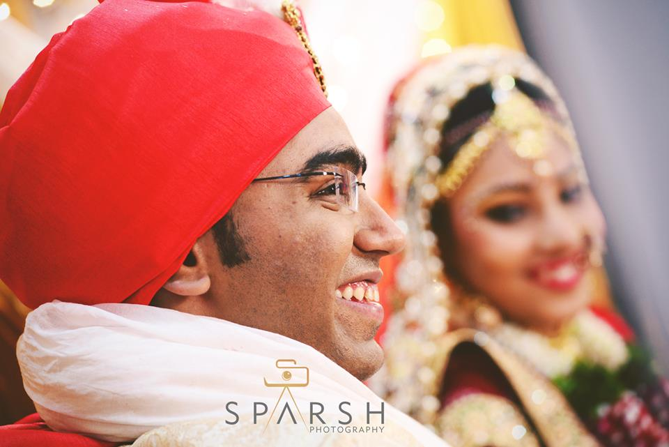 Smiles on big day! by Sparsh Photography  Wedding-photography | Weddings Photos & Ideas