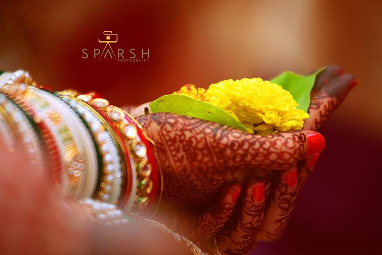 Floral blossom by Sparsh Photography  Wedding-photography | Weddings Photos & Ideas