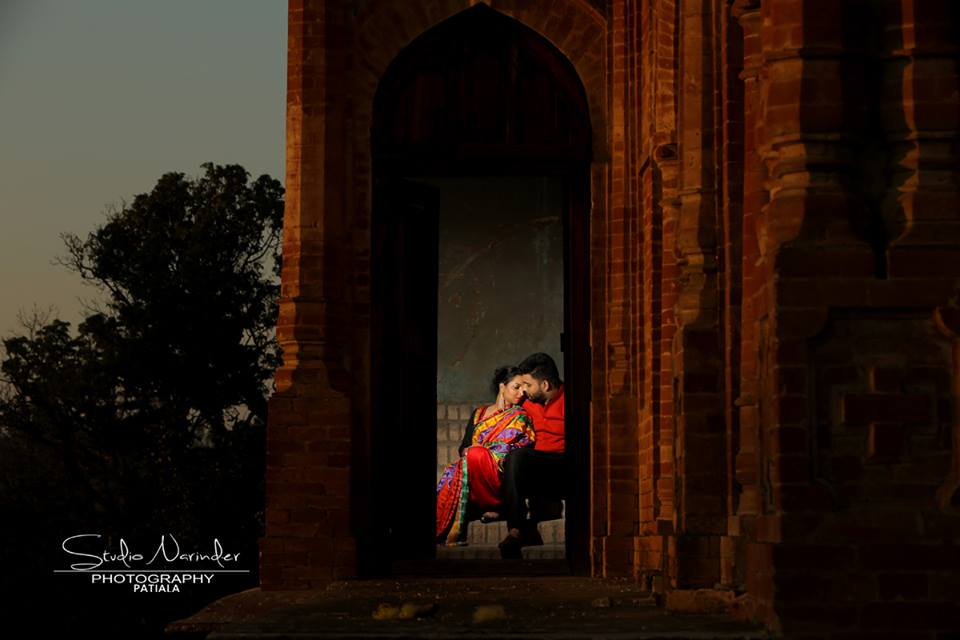 In the antique backdrop! by Studio Narinder Photography Wedding-photography | Weddings Photos & Ideas
