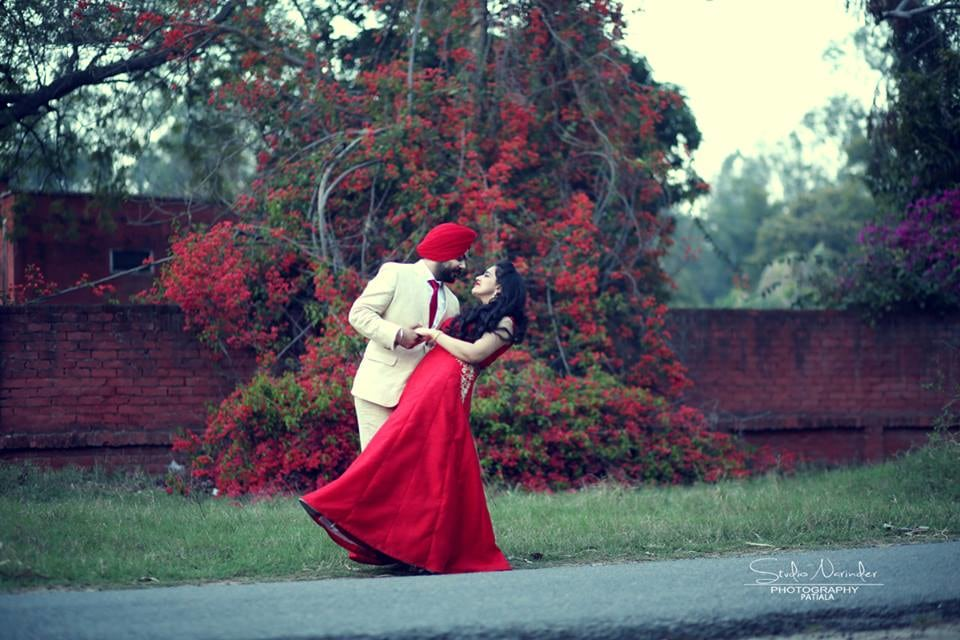 The Cliche Romantic Pre-Wedding Shoot In The Scenic Beauty Of Nature by Sourab Sharma Wedding-photography | Weddings Photos & Ideas