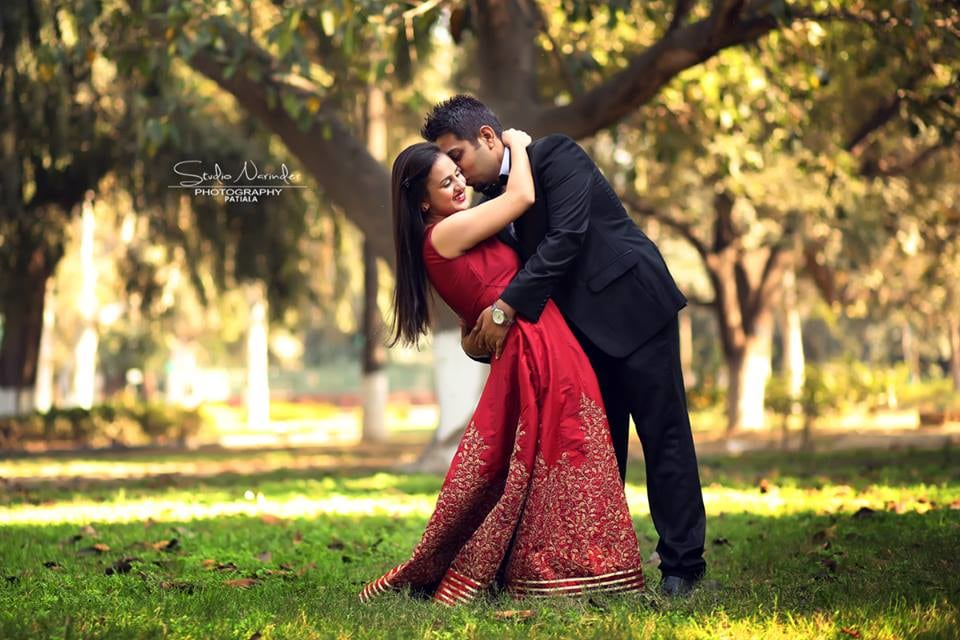 And then he kissed me! by Studio Narinder Photography Wedding-photography | Weddings Photos & Ideas