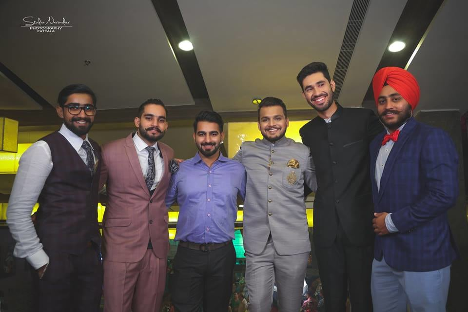 The gang !! by Studio Narinder Photography Wedding-photography | Weddings Photos & Ideas