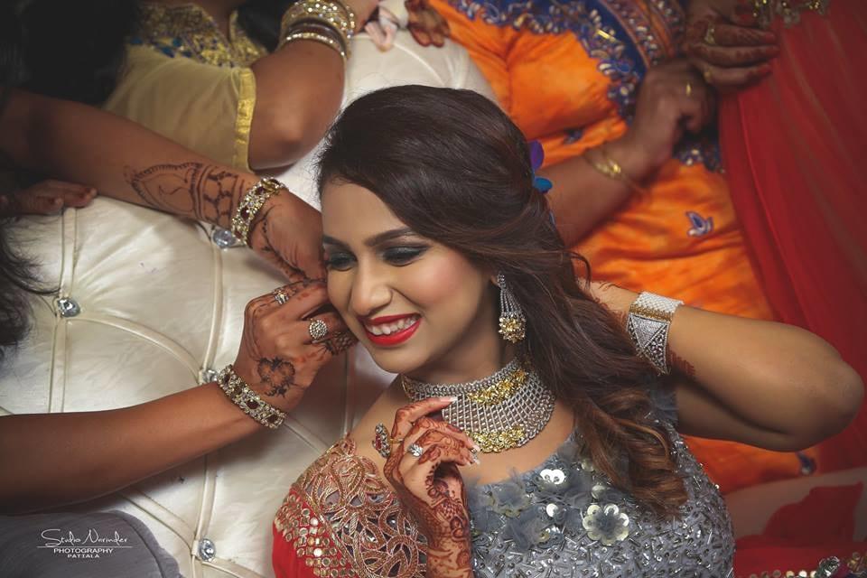 Glitters all around !! by Studio Narinder Photography Wedding-photography | Weddings Photos & Ideas