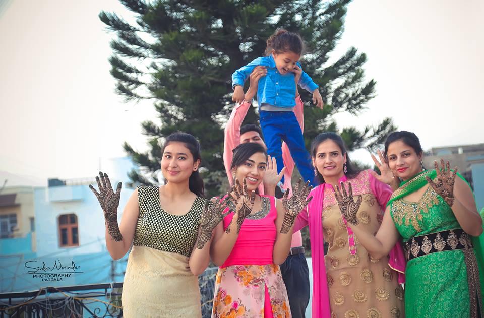 Mehendi palms !! by Studio Narinder Photography Wedding-photography | Weddings Photos & Ideas