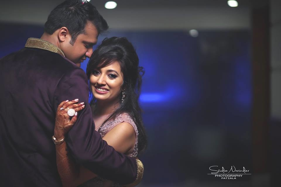 A Romantic Wedding Shoot In Dreamy Night Lights by Sourab Sharma Wedding-photography | Weddings Photos & Ideas
