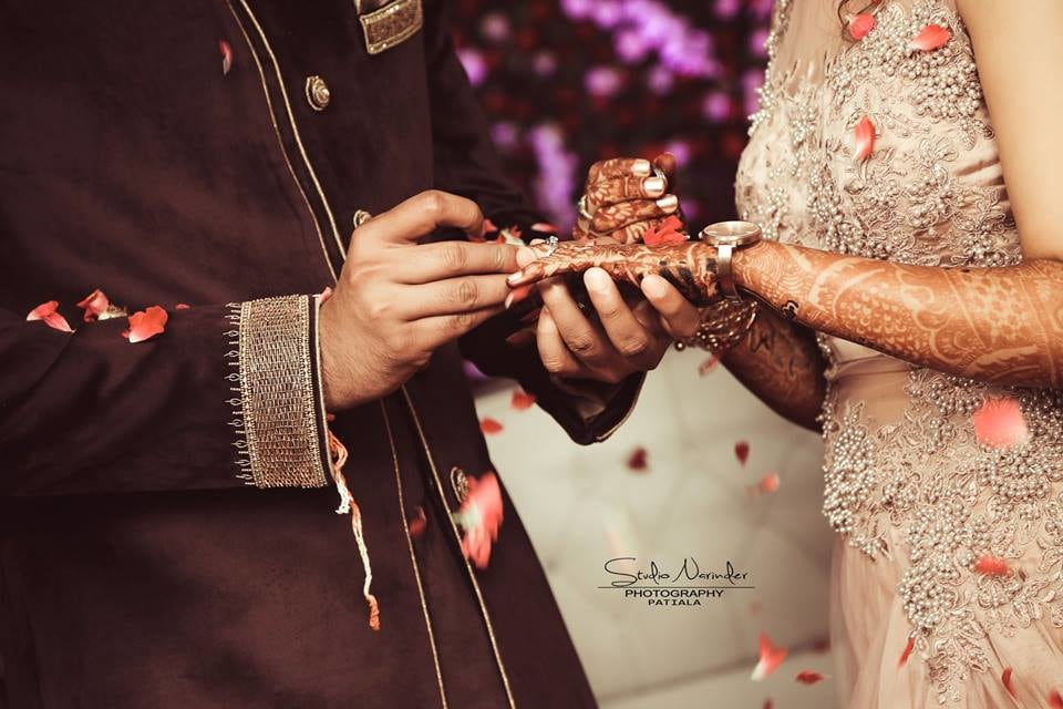 Ring ceremony !! by Studio Narinder Photography Wedding-photography | Weddings Photos & Ideas