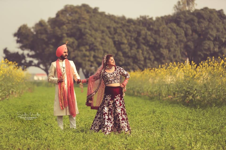 Wedding Shoot Of Bridegroom In Sarso Field by Sourab Sharma Wedding-photography | Weddings Photos & Ideas
