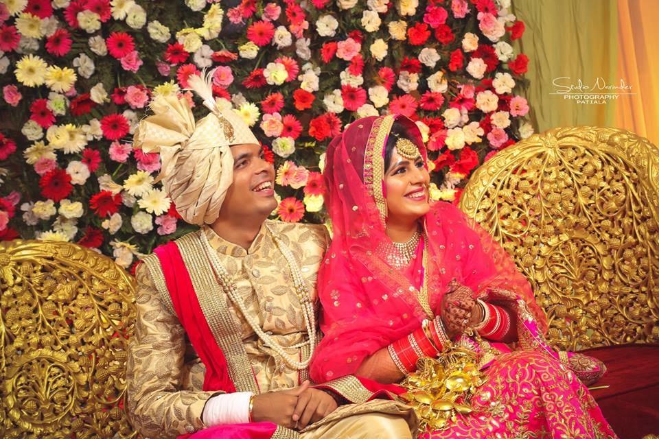 Candid Shot Of Bridegroom During Wedding Ceremony by Sourab Sharma Wedding-photography | Weddings Photos & Ideas