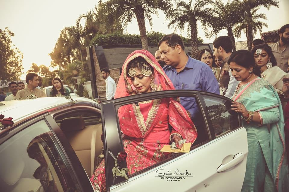 The Vidai Ceremony by Sourab Sharma Wedding-photography | Weddings Photos & Ideas