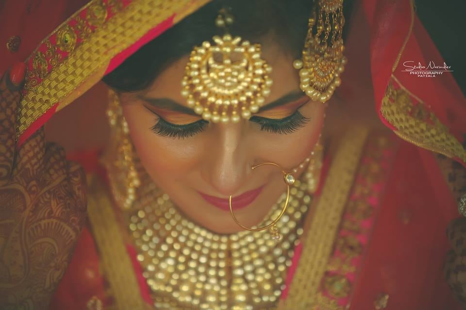 The makeup ! by Studio Narinder Photography Wedding-photography | Weddings Photos & Ideas