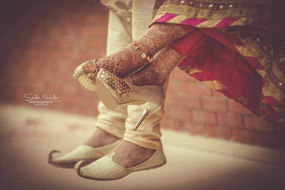 Shoes shot ! by Studio Narinder Photography Wedding-photography | Weddings Photos & Ideas