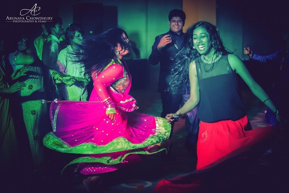 Lets Dance Our Heart Out by Arunava Chowdhury Photography and Films Wedding-photography | Weddings Photos & Ideas