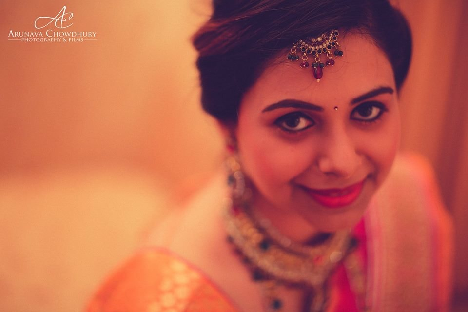 The Aerial Shoot Of Bride by Arunava Chowdhury Photography and Films Wedding-photography | Weddings Photos & Ideas