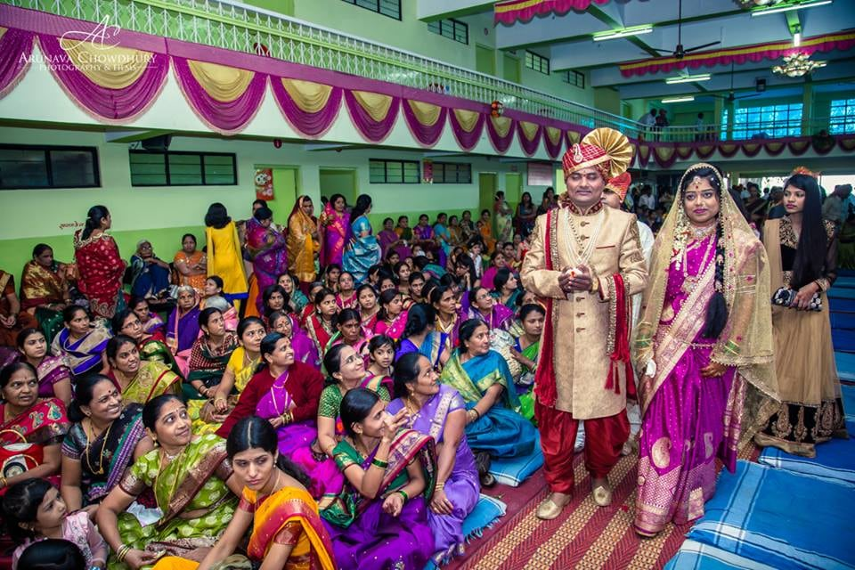 The Entry by Arunava Chowdhury Photography and Films Wedding-photography | Weddings Photos & Ideas