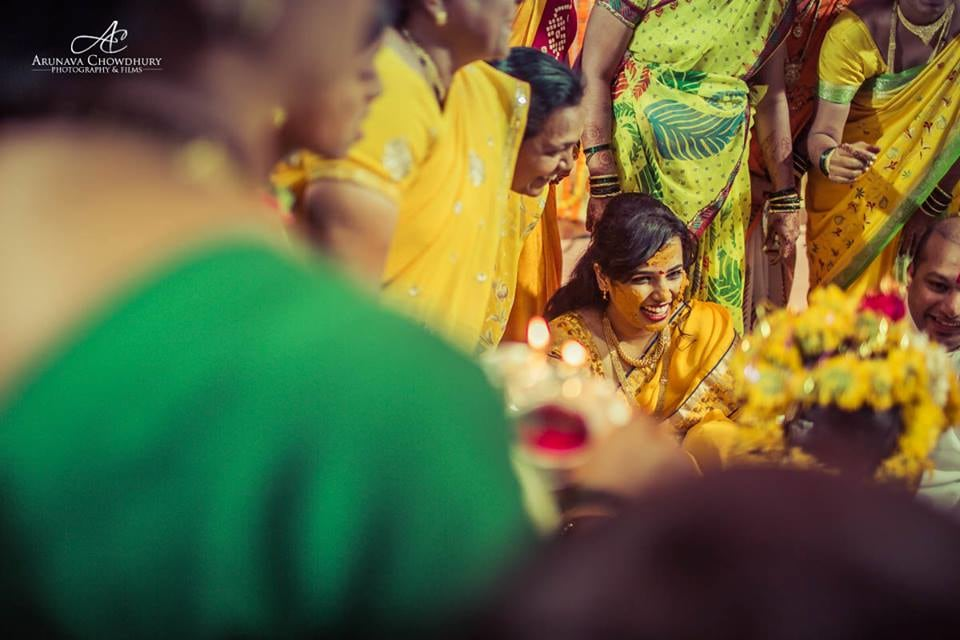 Haldi Time by Arunava Chowdhury Photography and Films Wedding-photography | Weddings Photos & Ideas