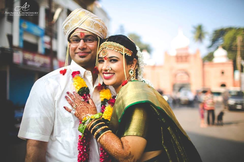 Happy Couple by Arunava Chowdhury Photography and Films Wedding-photography | Weddings Photos & Ideas