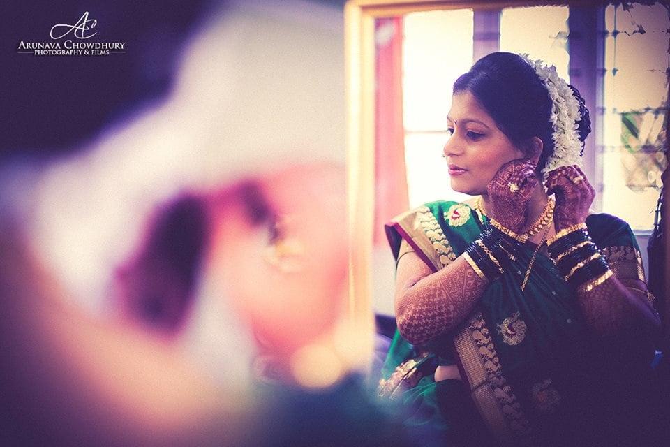 Getting Ready Shot by Arunava Chowdhury Photography and Films Wedding-photography | Weddings Photos & Ideas