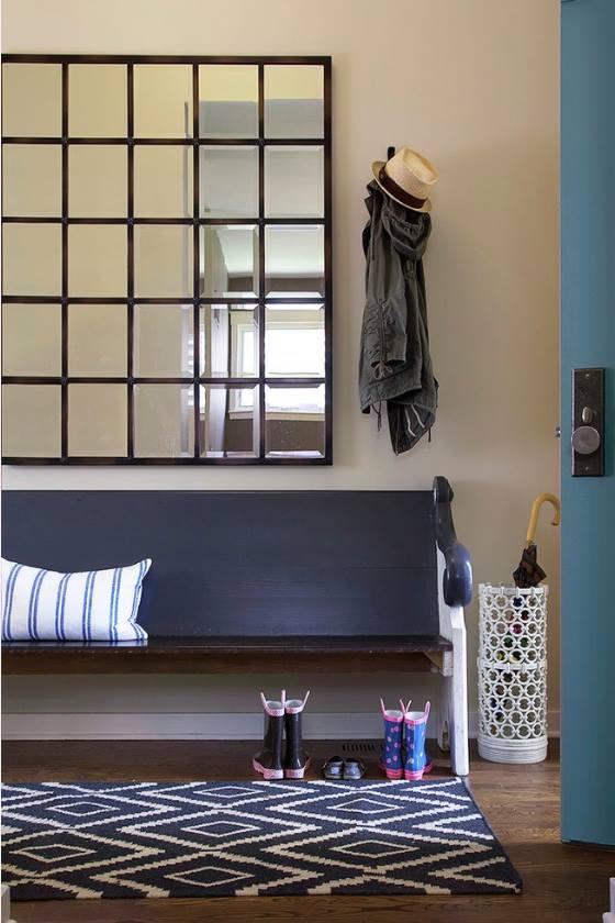 Modern entrance by design101 Indoor-spaces Modern   Interior Design Photos & Ideas