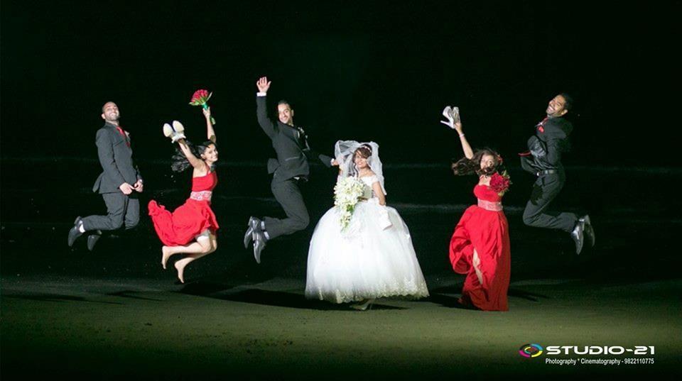 A Stylized Wedding Shoot For White Wedding by Terence Savio Pimenta Wedding-photography   Weddings Photos & Ideas