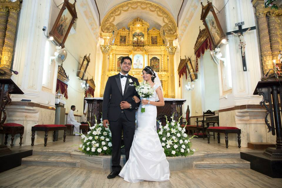 Ravishing Duo In White Gown And And Black Tux On The Wedding Day by Terence Pimenta Photography Wedding-photography | Weddings Photos & Ideas
