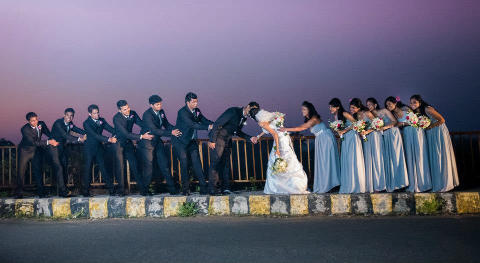 The Tug Of War Style Wedding Photoshoot by Terence Savio Pimenta Wedding-photography | Weddings Photos & Ideas