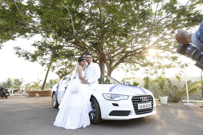 Wedding Photoshoot Under the magnificent shade by Terence Savio Pimenta Wedding-photography | Weddings Photos & Ideas