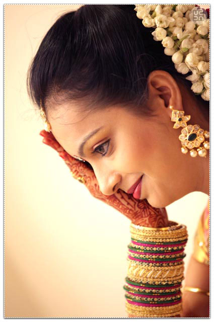 Shy Bride Pose by Victory Studio Wedding-photography | Weddings Photos & Ideas