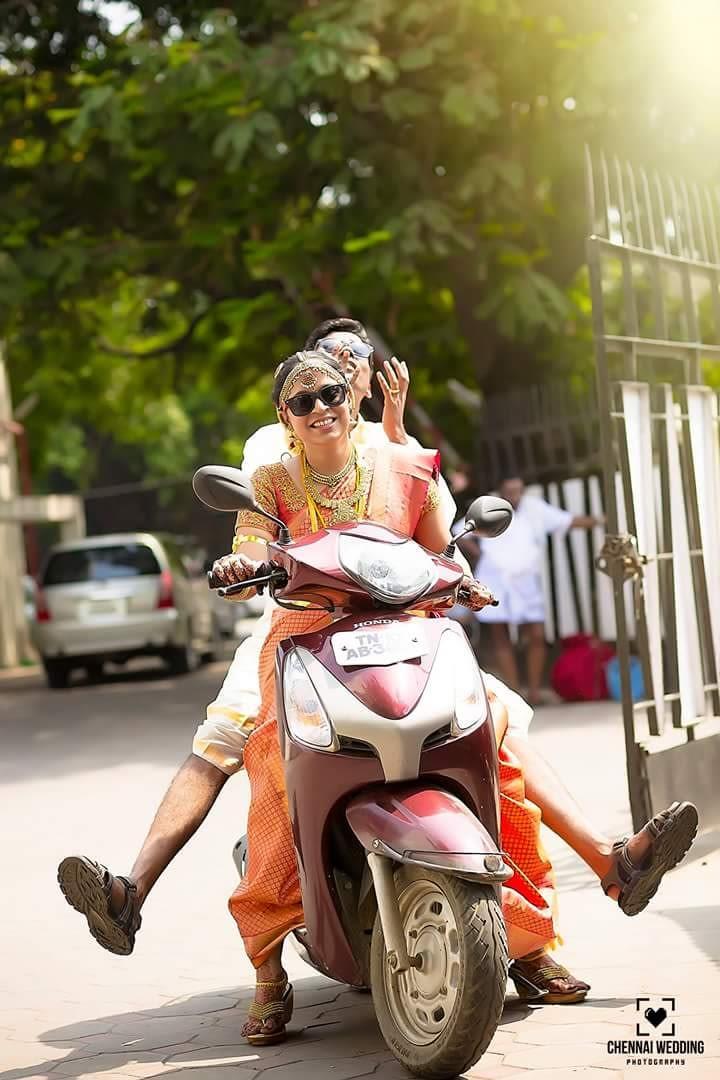 Fun Pre-Wedding Shoot by Chennai Wedding Photography Wedding-photography | Weddings Photos & Ideas