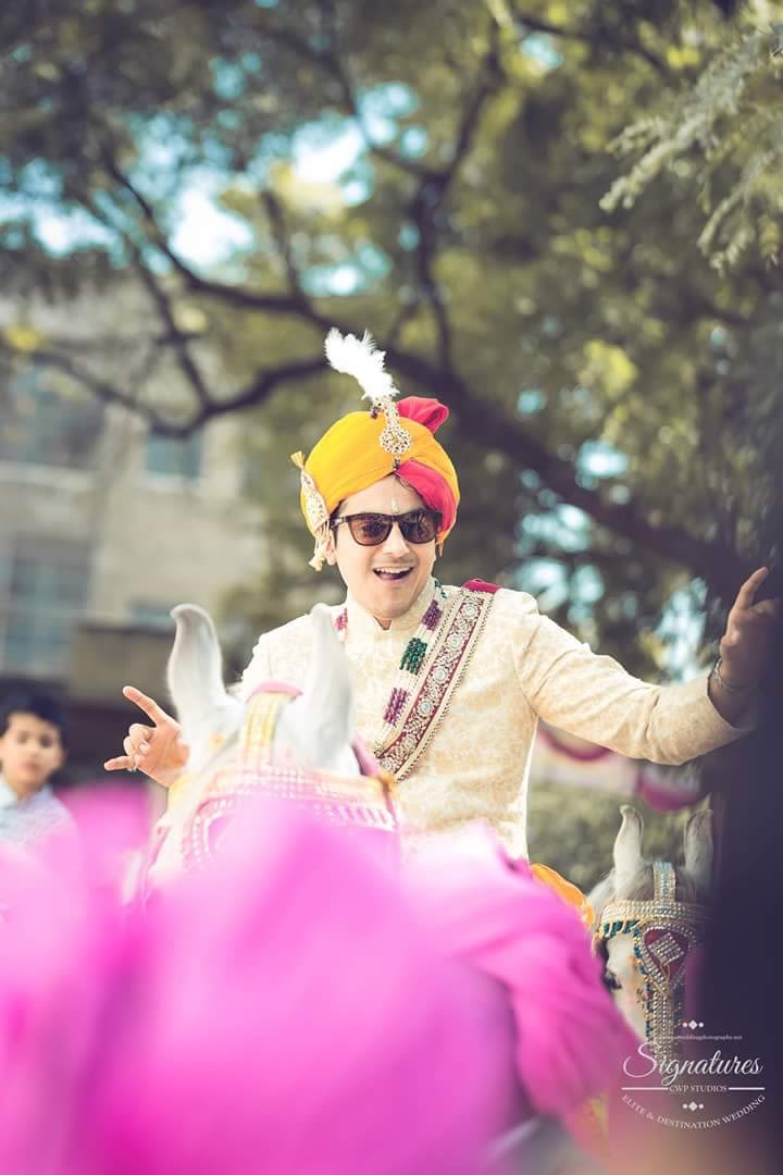 Groom Entry Shot by Chennai Wedding Photography Wedding-photography | Weddings Photos & Ideas