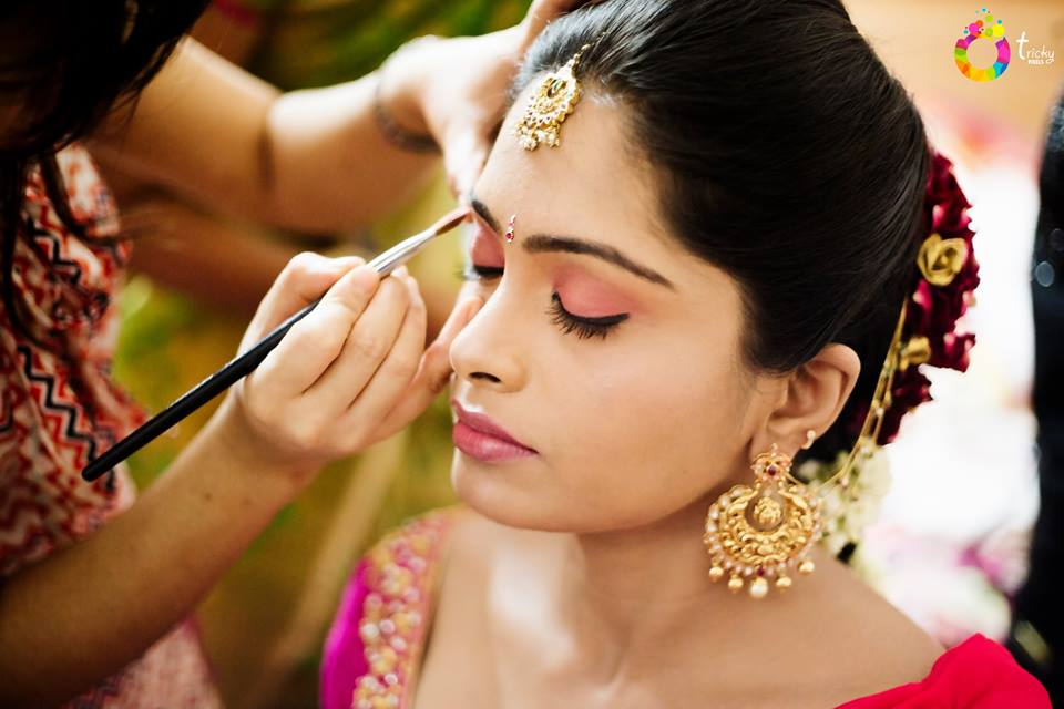 Getting Ready Shot by Tricky Pixels Wedding-photography | Weddings Photos & Ideas