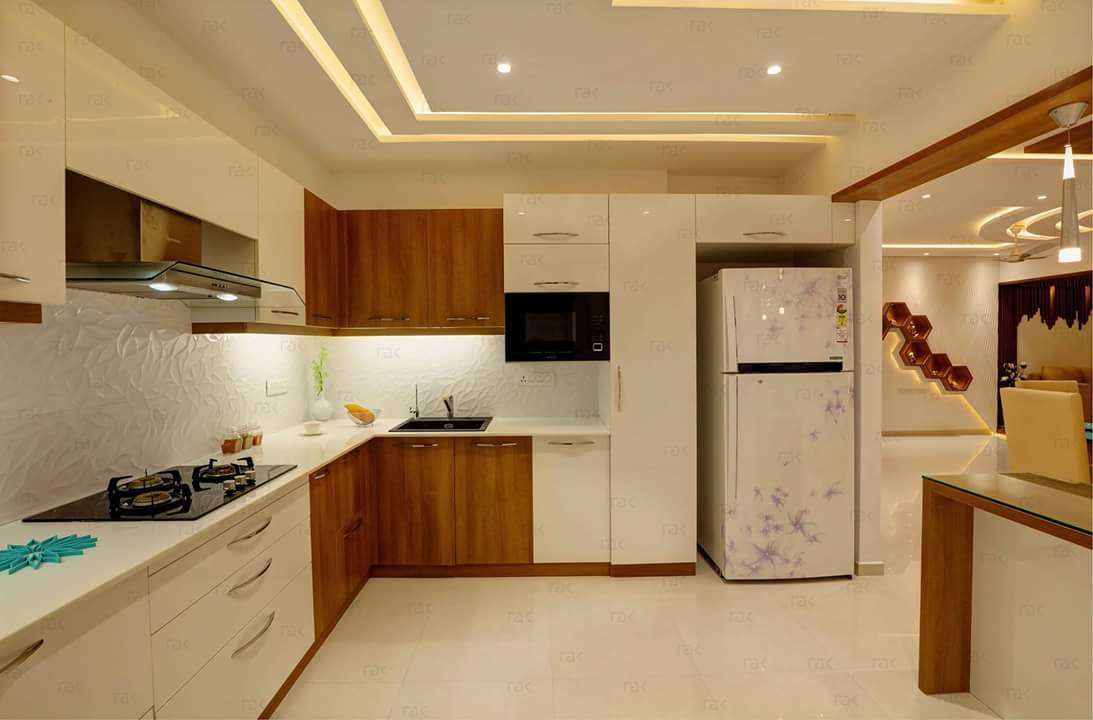Mesmeric Beauty by Interior Designer Modular-kitchen Modern | Interior Design Photos & Ideas