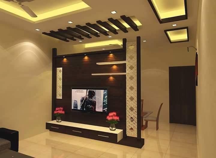 Creamy Landscape by Interior Designer Living-room Modern | Interior Design Photos & Ideas