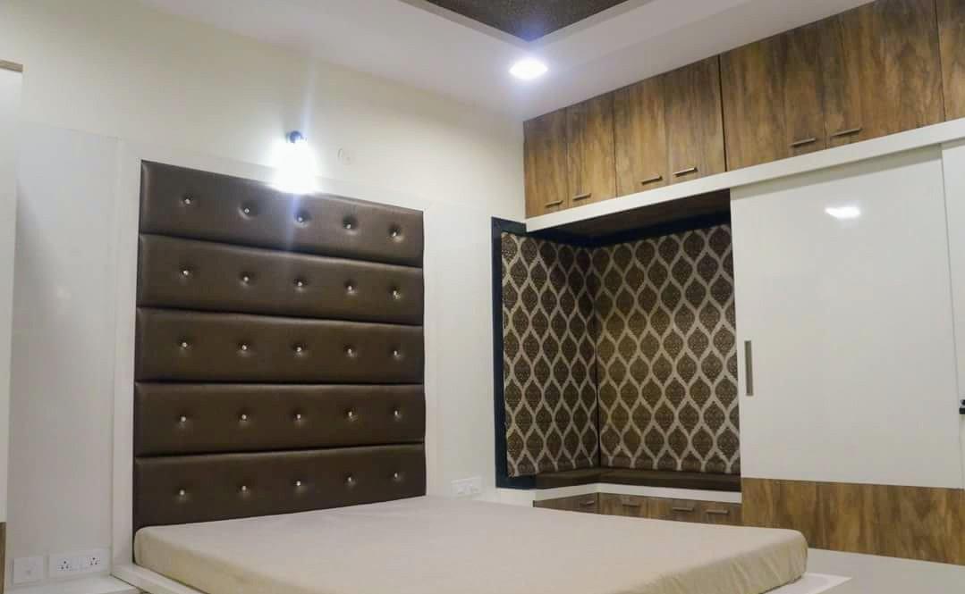 King size bedroom by Interior Designer Bedroom Modern | Interior Design Photos & Ideas