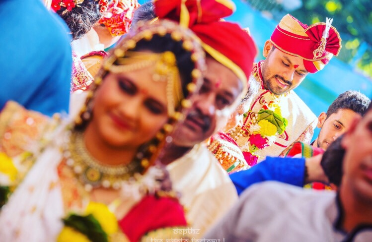 Candid Groom Shot by depthz the photo factory Wedding-photography | Weddings Photos & Ideas