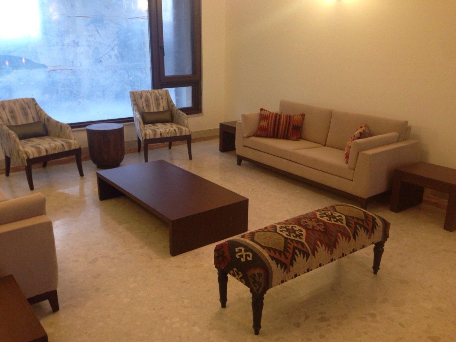 Small Living Room by Astam Vasu Interior Pvt. Ltd. Living-room | Interior Design Photos & Ideas