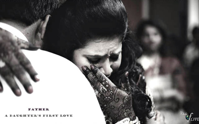 Bridal feelings moments by Clicks of Life Wedding-photography | Weddings Photos & Ideas