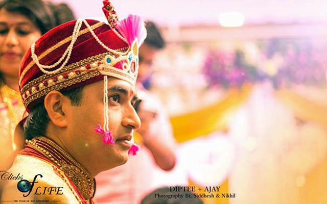 Groom offbeat shot by Clicks of Life Wedding-photography | Weddings Photos & Ideas
