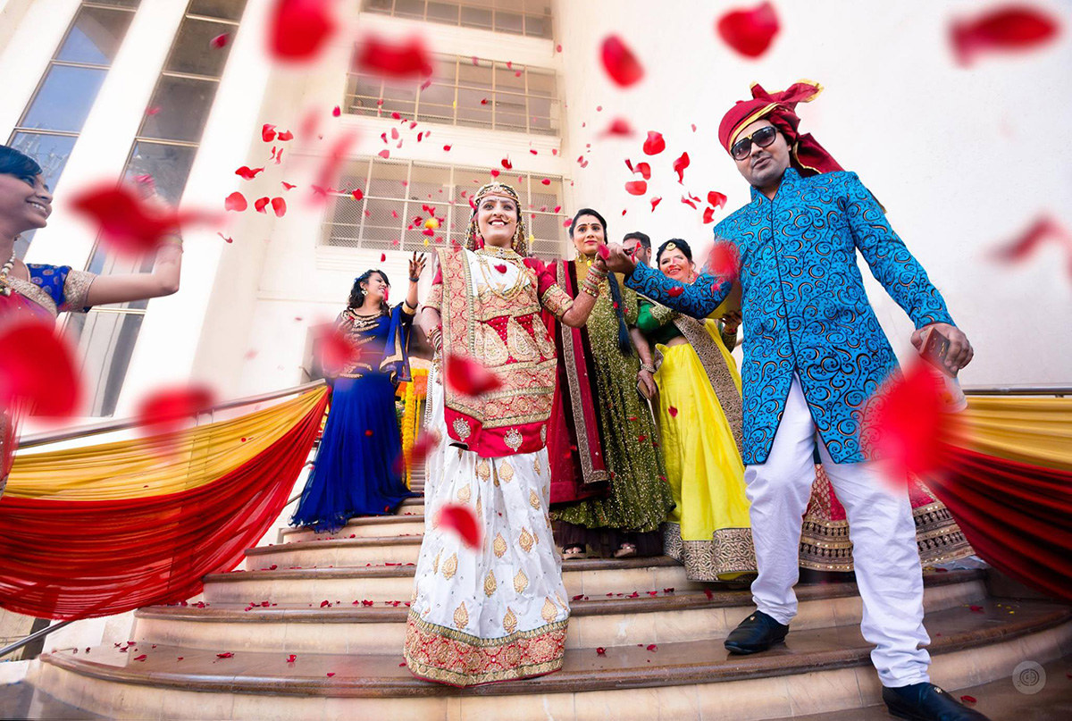 Bride and groom by Fahim Sayed Wedding-photography | Weddings Photos & Ideas