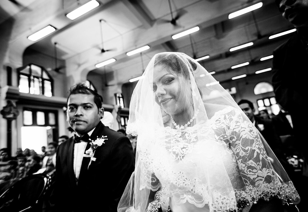 Pretty bride and groom by Fahim Sayed Wedding-photography | Weddings Photos & Ideas