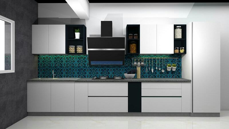 Modular Kitchen! by Synergy Ash Architects Modular-kitchen | Interior Design Photos & Ideas