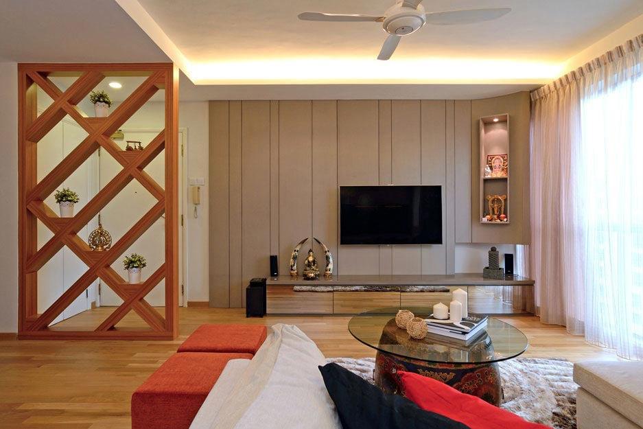 Contemporary Living Room. by Prashant Sharma Living-room Contemporary | Interior Design Photos & Ideas
