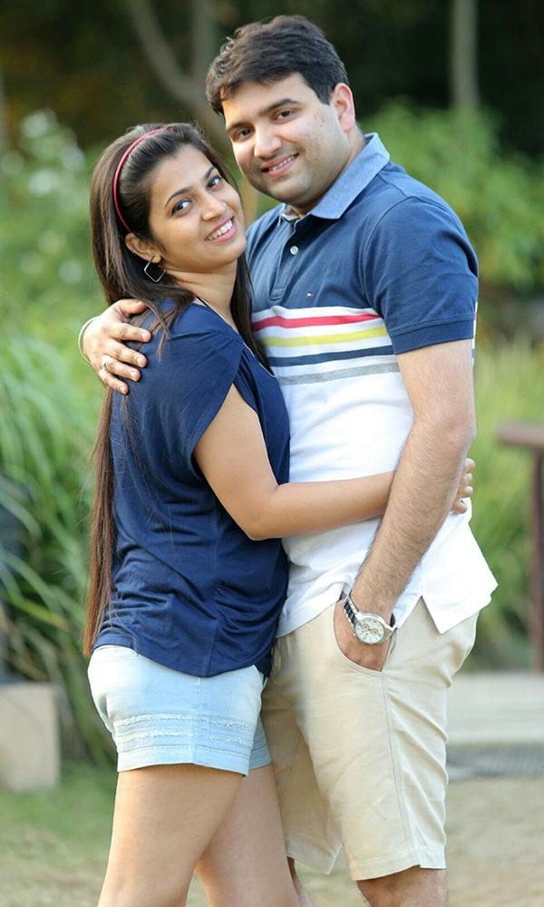 The happy couple shot by pankaj Bhatia Wedding-photography | Weddings Photos & Ideas