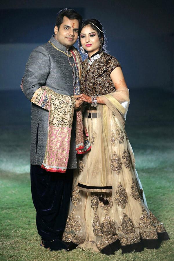 Couple portrait by pankaj Bhatia Wedding-photography | Weddings Photos & Ideas