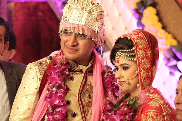 Wedding day couple shot by pankaj Bhatia Wedding-photography | Weddings Photos & Ideas