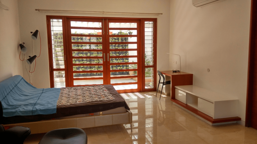 Simple Bedroom! by Solid Bare Architecture Studio Bedroom   Interior Design Photos & Ideas