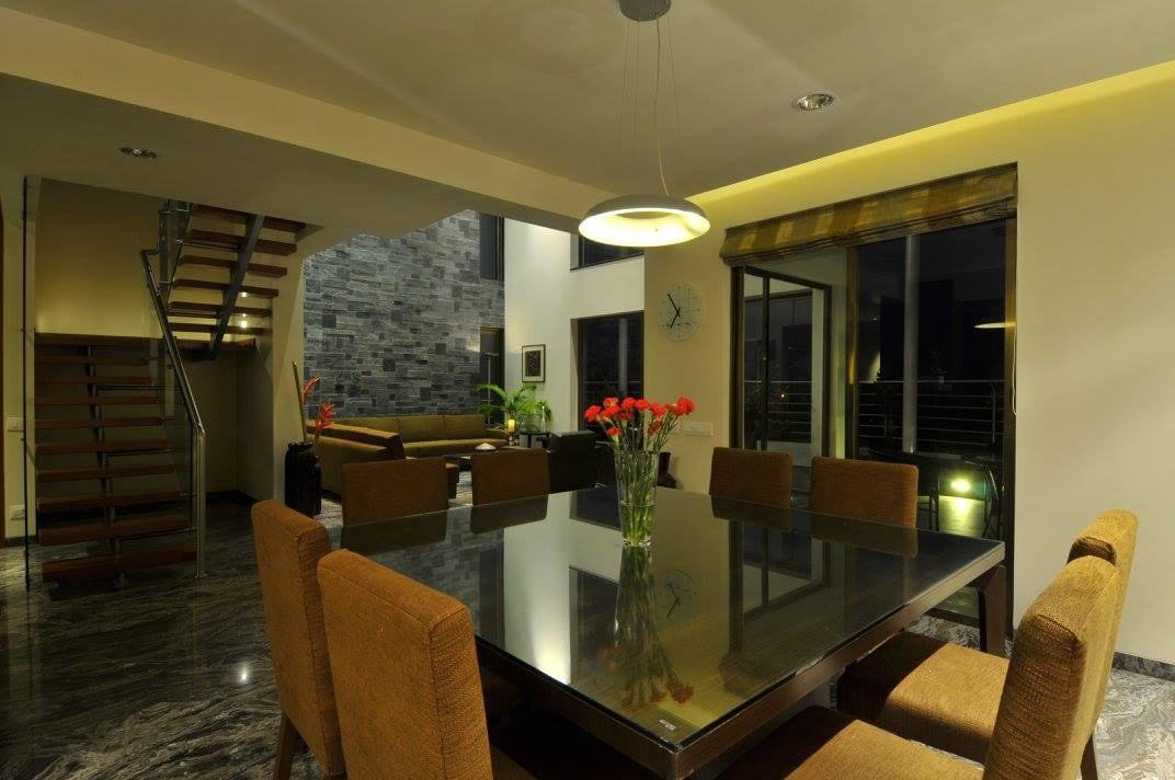 Contemporary dining room by Midas Dezign - The Golden Touch Dining-room Contemporary   Interior Design Photos & Ideas