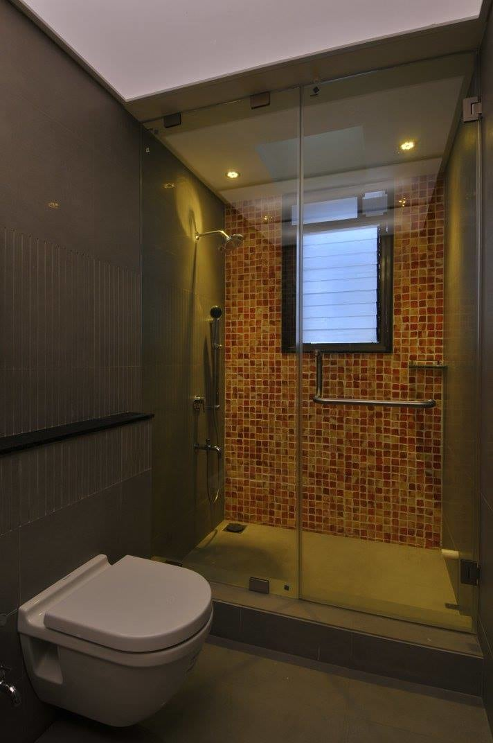 Modern bathroom with fittings by Midas Dezign - The Golden Touch Bathroom Modern | Interior Design Photos & Ideas
