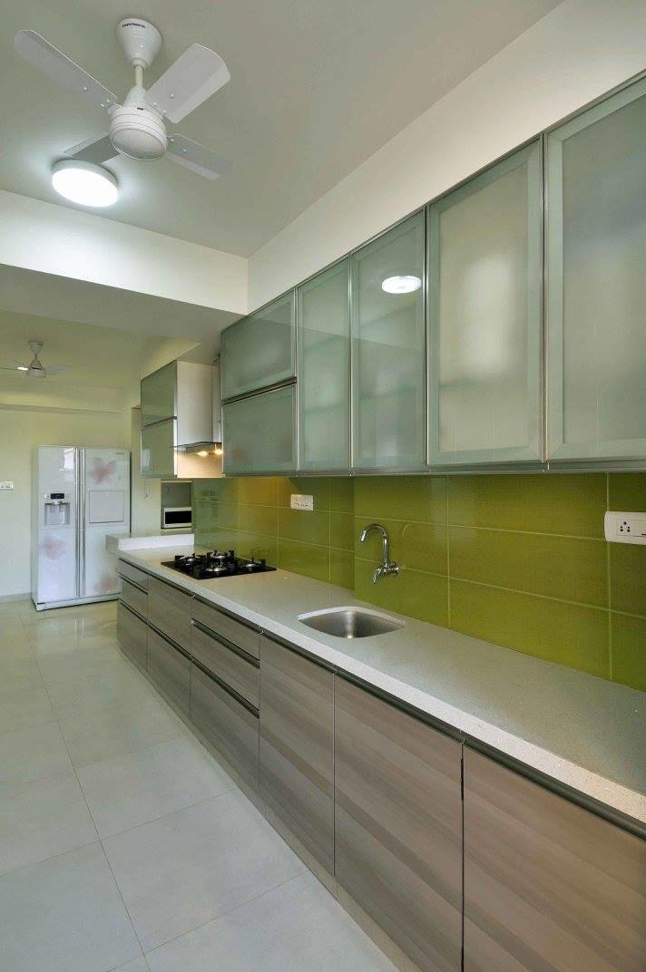 Modular kitchen modern by Midas Dezign - The Golden Touch Modular-kitchen Modern | Interior Design Photos & Ideas