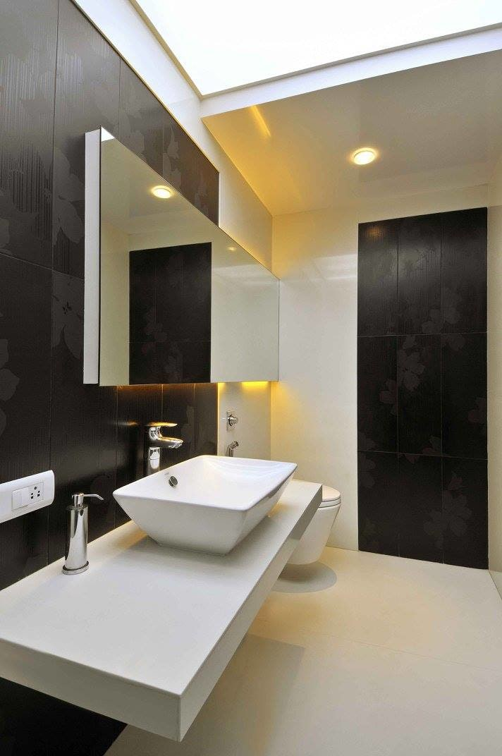Modern bathroom by Midas Dezign - The Golden Touch Bathroom Modern | Interior Design Photos & Ideas
